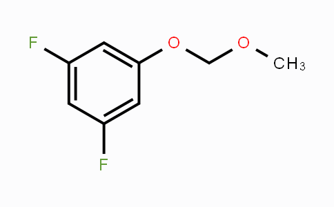 749230-20-4 | 1,3-Difluoro-5-(methoxymethoxy)benzene