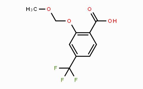 MC449096 | 368422-29-1 | 2-Methoxymethoxy-4-(trifluoromethyl)benzoic acid