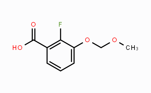 MC449097 | 368422-24-6 | 2-Fluoro-3-(methoxymethoxy)benzoic acid