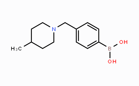 DY449162 | 1334399-66-4 | (4-((4-Methylpiperidin-1-yl)methyl)phenyl)boronic acid