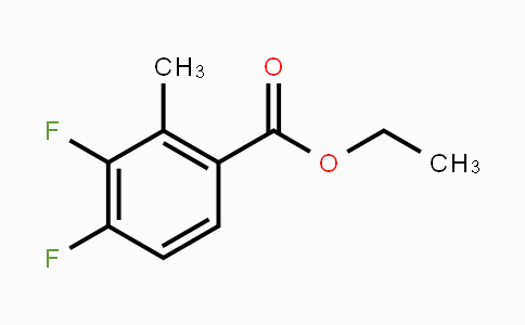 MC449228 | 1352208-34-4 | Ethyl 3,4-difluoro-2-methylbenzoate