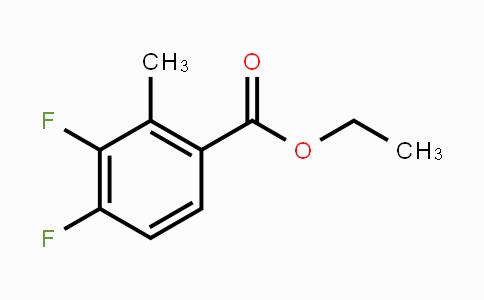 1352208-34-4 | Ethyl 3,4-difluoro-2-methylbenzoate