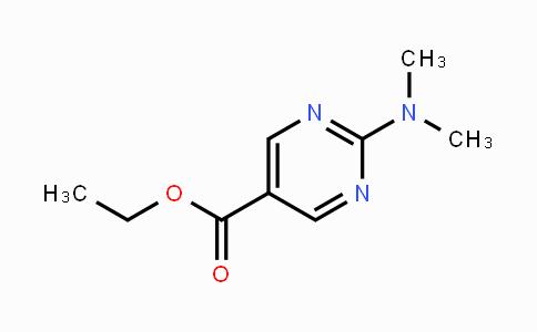 64224-68-6 | Ethyl 2-(dimethylamino)pyrimidine-5-carboxylate
