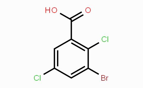 855202-79-8 | 3-Bromo-2,5-dichlorobenzoic acid