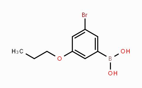 MC449348 | 871126-27-1 | 3-Bromo-5-propoxyphenylboronic acid