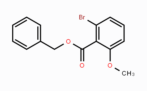 MC449394 | 2121512-69-2 | Benzyl 2-bromo-6-methoxybenzoate