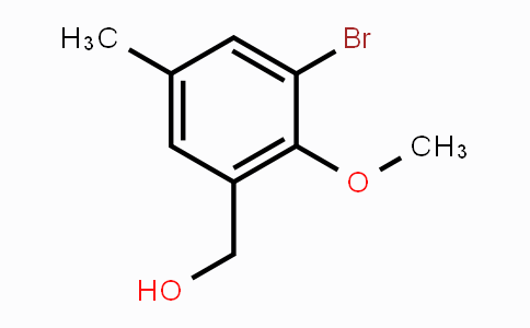 MC449412 | 86259-91-8 | 3-Bromo-2-methoxy-5-methylbenzyl alcohol