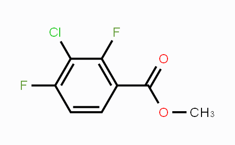 MC449436 | 948833-74-7 | Methyl 3-chloro-2,4-difluorobenzoate