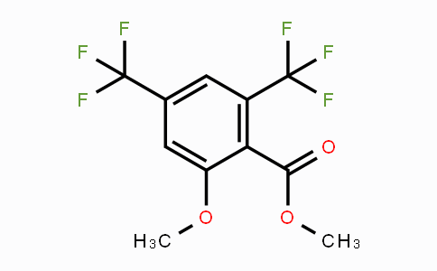 MC449498 | 1805018-91-0 | Methyl 2,4-bis(trifluoromethyl)-6-methoxybenzoate