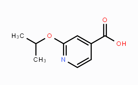 862507-33-3 | (2-Propan-2-yloxy)pyridine-4-carboxylic acid