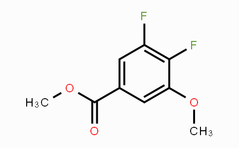 1806332-46-6 | Methyl 3,4-difluoro-5-methoxybenzoate