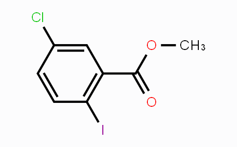MC449588 | 289039-82-3 | Methyl 5-chloro-2-iodobenzoate