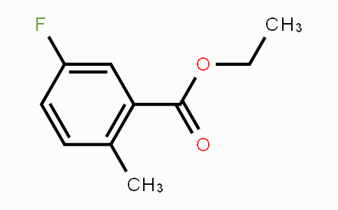 MC449596 | 56427-66-8 | Ethyl 5-fluoro-2-methylbenzoate