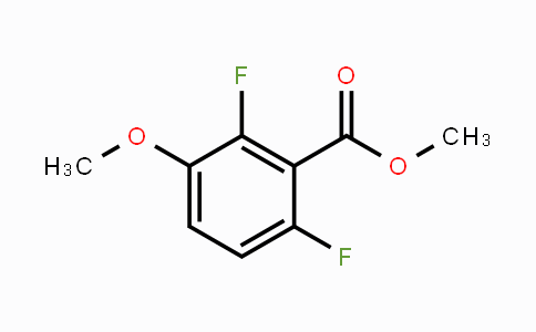 MC449599 | 1379300-37-4 | Methyl 2,6-difluoro-3-methoxybenzoate