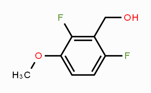 886498-45-9 | 2,6-Difluoro-3-methoxybenzyl alcohol