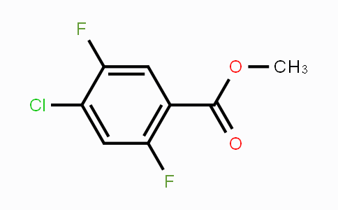 MC449603 | 1214361-01-9 | Methyl 4-chloro-2,5-difluorobenzoate