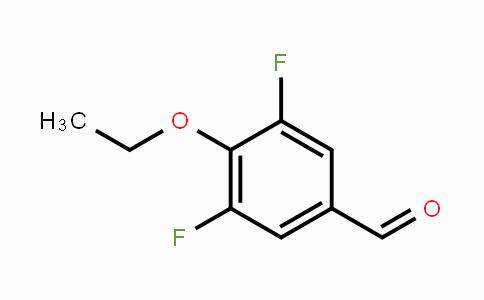 883536-06-9 | 4-Ethoxy-3,5-difluorobenzaldehyde
