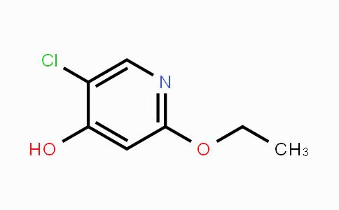 856965-85-0 | 5-Chloro-2-ethoxypyridin-4-ol