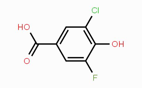 MC449665 | 455-57-2 | 3-Chloro-5-fluoro-4-hydroxybenzoic acid