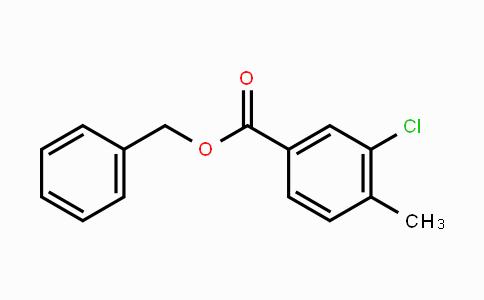 2056110-37-1   Benzyl 3-chloro-4-methylbenzoate