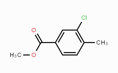 56525-63-4 | Methyl 3-chloro-4-methylbenzoate