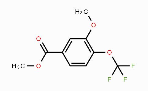 1261827-94-4 | Methyl 3-methoxy-4-(trifluoromethoxy)benzoate