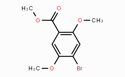 855749-57-4 | 4-Bromo-2,5-dimethoxy-benzoic acid methyl ester