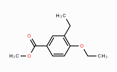 MC449811 | 2027537-29-5 | Methyl 3-ethyl-4-ethoxybenzoate