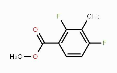 MC449832 | 1206675-31-1 | Methyl 2,4-difluoro-3-methylbenzoate