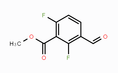 MC449835 | 1993479-30-3 | Methyl 2,6-Difluoro-5-formylbenzoate