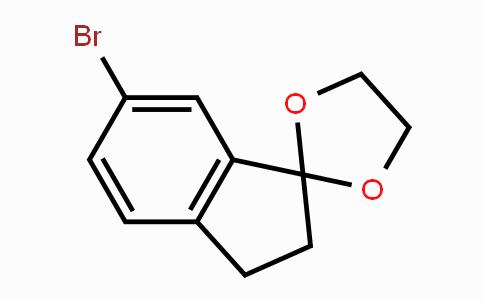 MC449844 | 866848-94-4 | 6-Bromo-indan-1-one 1,2-ethanediol ketal