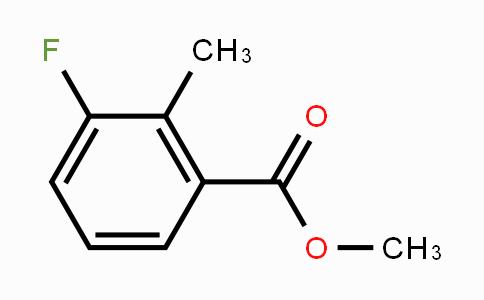MC449856 | 230301-81-2 | Methyl 3-fluoro-2-methylbenzoate