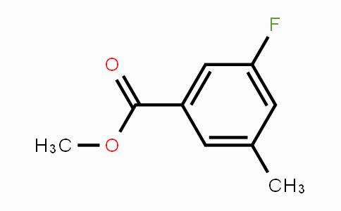 MC449860 | 660416-38-6 | Methyl 3-fluoro-5-methylbenzoate