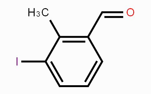 848444-83-7 | 3-Iodo-2-methylbenzaldehyde