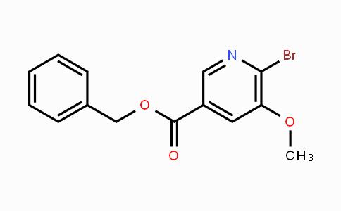 MC449883   1993479-27-8   Benzyl 6-bromo-5-methoxypyridine-3-carboxylate
