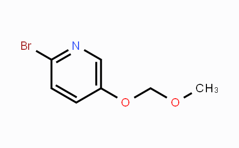 886980-61-6 | 2-Bromo-5-(methoxymethoxy)pyridine