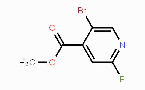 1214375-45-7 | Methyl 5-bromo-2-fluoroisonicotinate