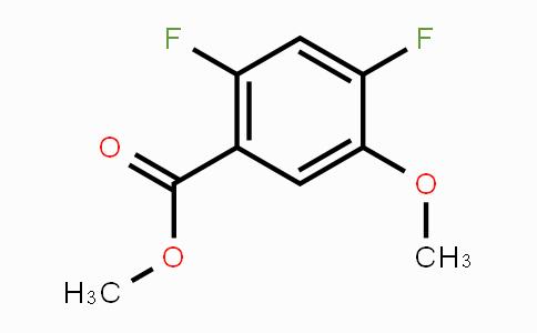 MC449924 | 1804416-21-4 | Methyl 2,4-difluoro-5-methoxybenzoate