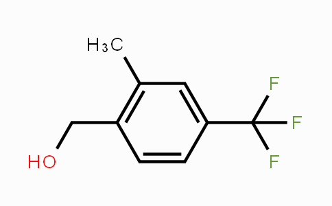 888739-68-2 | 2-Methyl-4-(trifluoromethyl)benzyl alcohol