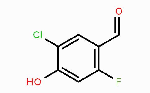838856-31-8 | 5-Chloro-2-fluoro-4-hydroxybenzaldehyde