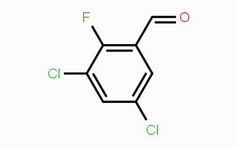 477535-42-5 | 3,5-Dichloro-2-fluorobenzaldehyde
