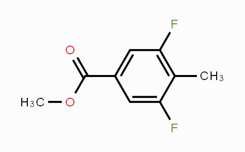 1806321-10-7 | Methyl 3,5-difluoro-4-methylbenzoate