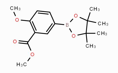 MC450180 | 478375-37-0 | Methyl 2-methoxy-5-(4,4,5,5-tetramethyl-1,3,2-dioxaborolan-2-yl)benzoate