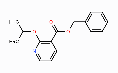 1826110-24-0 | Benzyl 2-isopropoxynicotinate