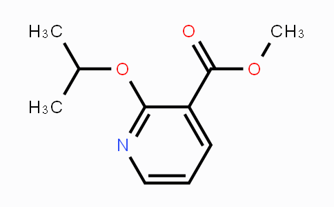 MC450286 | 1030829-05-0 | Methyl 2-(propan-2-yloxy)pyridine-3-carboxylate