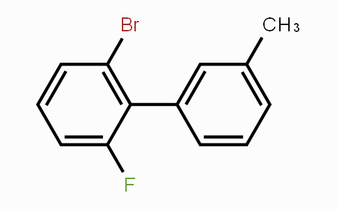 MC450288 | 884512-78-1 | 2-Bromo-6-fluoro-3'-methylbiphenyl