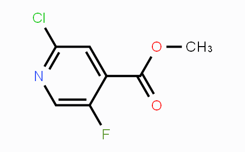 876919-10-7 | Methyl 2-chloro-5-fluoroisonicotinate