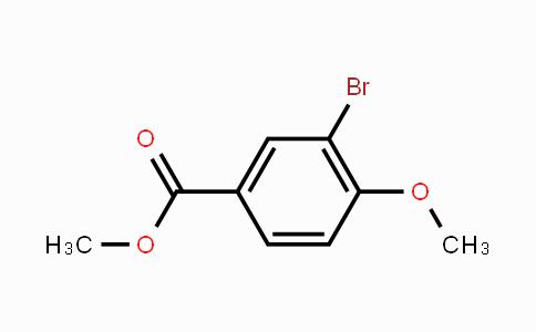 MC450329 | 35450-37-4 | Methyl 3-bromo-4-methoxybenzoate