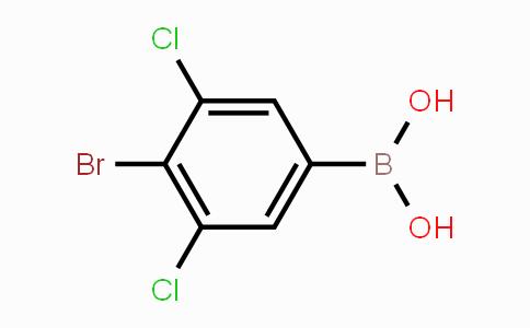 MC450363 | 2121511-62-2 | 4-Bromo-3,5-dichlorophenyl boronic acid