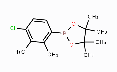 MC450368 | 2121514-19-8 | 4-Chloro-2,3-dimethylphenylboronic acid pinacol ester